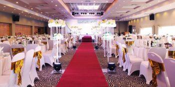 Thiết kế hệ thống âm thanh sân khấu tiệc cưới. 5