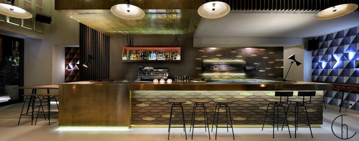 Âm thanh resort gồm có âm thanh quán bar