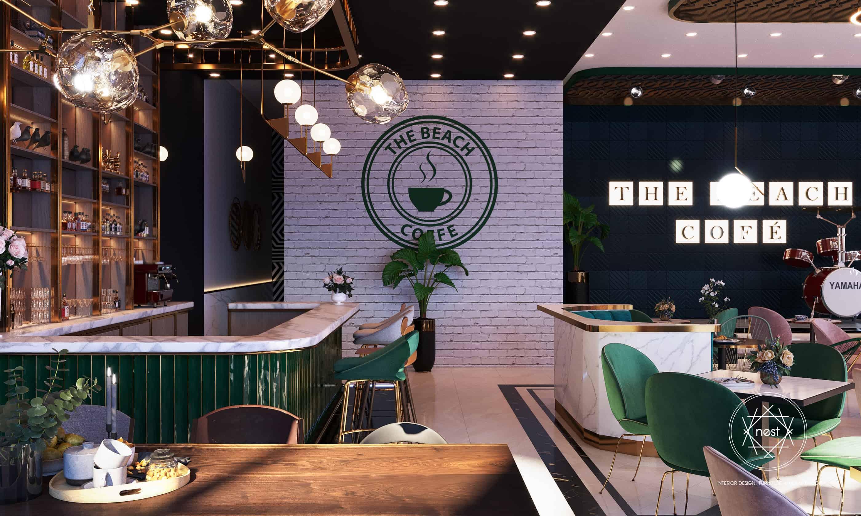 Âm thanh quán bar cafe