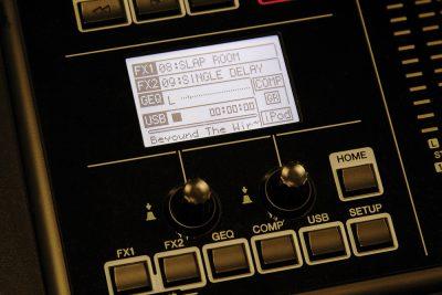 Bàn trộn âm thanh cao cấp nhất của Yamaha MGP32X 2