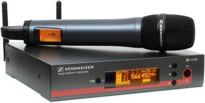 Bộ micro không dây Sennheiser EW100G3