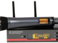 micro karaoke Sennheiser EW 100 G3