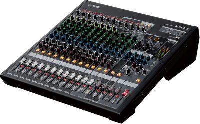 Bàn trộn âm thanh mixer