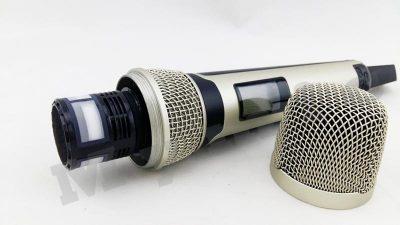Micro cầm tay không dây Sennheiser SKM 9000