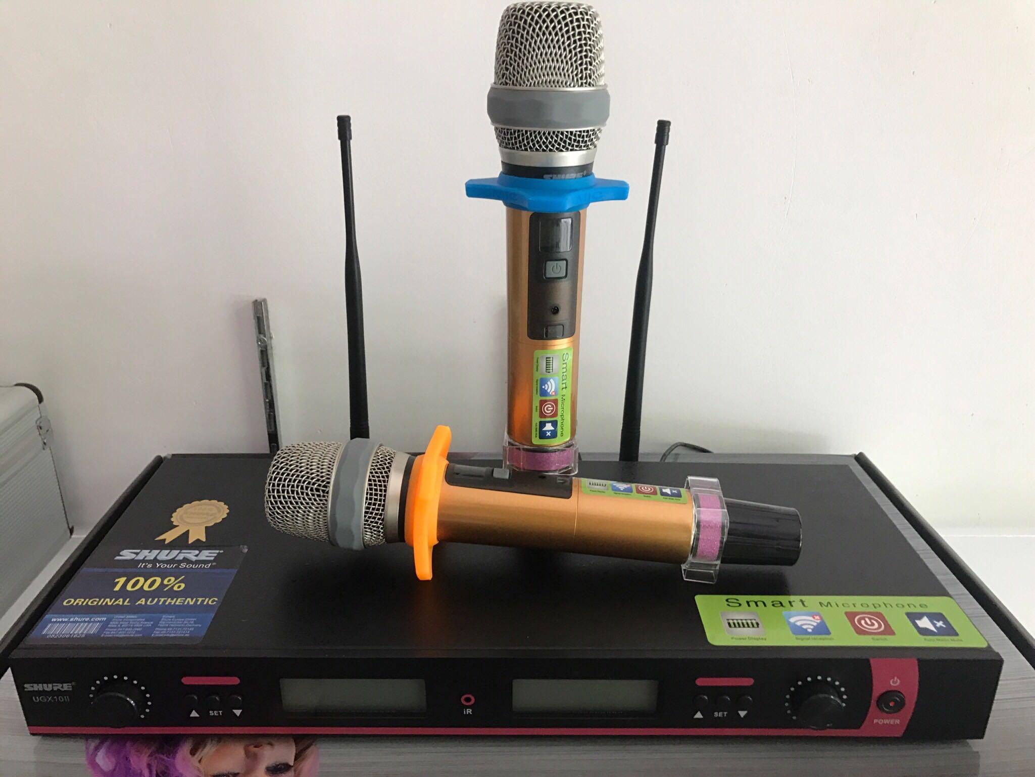 Micro không dây Shure UGX10ii - Sản phẩm mới nhất của Shure 1