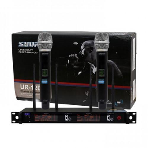 Micro không dây Shure UR12D - Một sản phẩm chất lượng cao của Shure 1