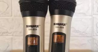 Micro không dây Shure SH888 - Sản phẩm mới nhất của Shure 4
