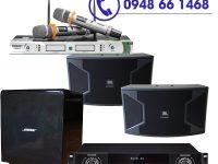 Dàn karaoke tầm trung mức giá 15 triệu mẫu mới nhất năm 2019