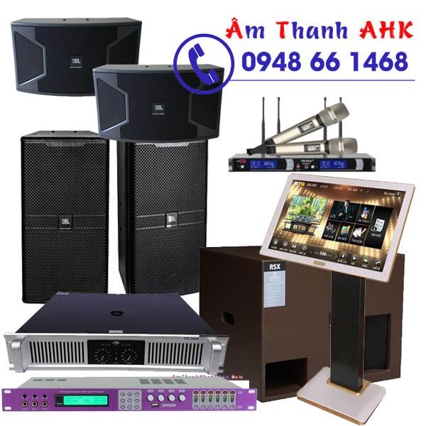 9+ dàn karaoke gia đình cao cấp cấu hình chuẩn 1