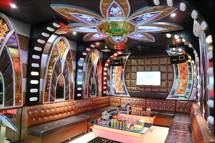 phòng hát karaoke kinh doanh