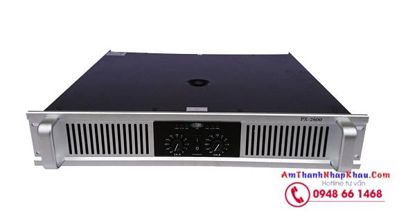 Cục đẩy công suất OBT PX2600 cho dàn karaoke cao cấp giá 30 triệu