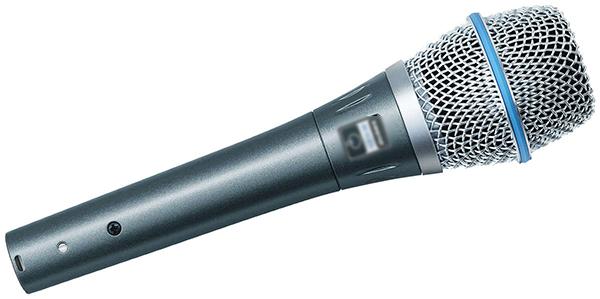 Micro có dây OBT 1300 bộ dàn karaoke dưới 10 triệu