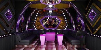 thi công lắp đặt quán karaoke kinh doanh