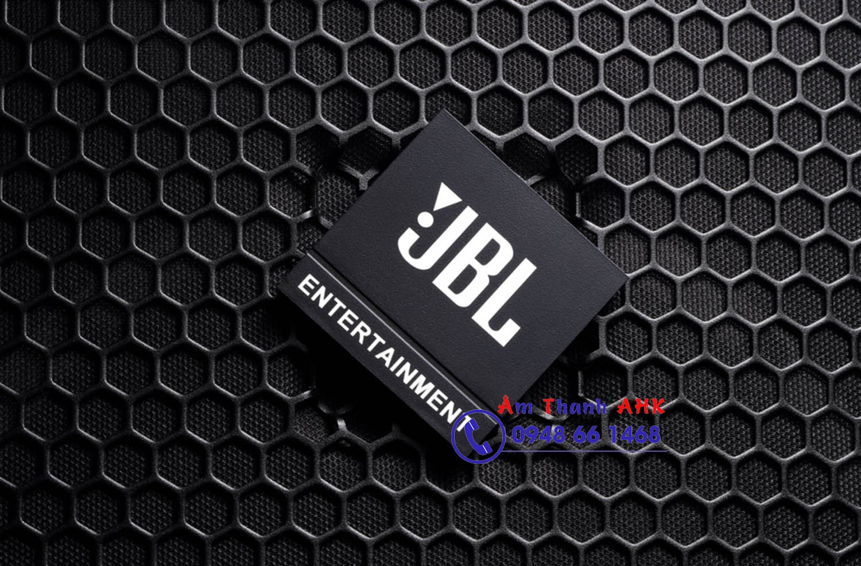 Logo loa karaoke JBL KP2012G2 có thể xoay