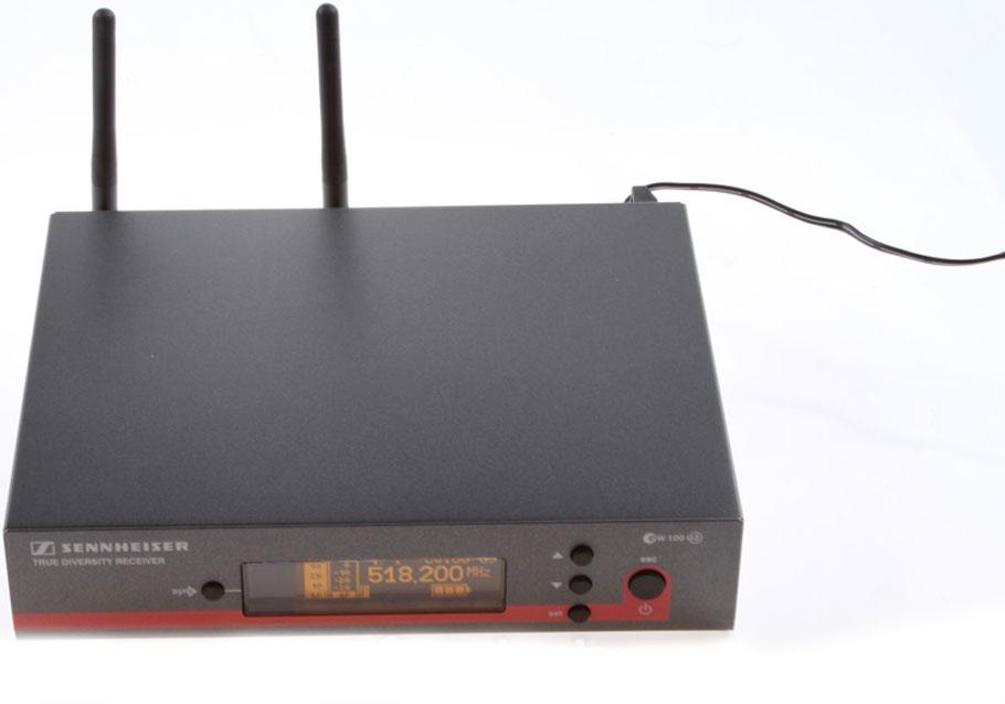 Đầu thu Micro không dây Sennheiser EW 135 G3-B
