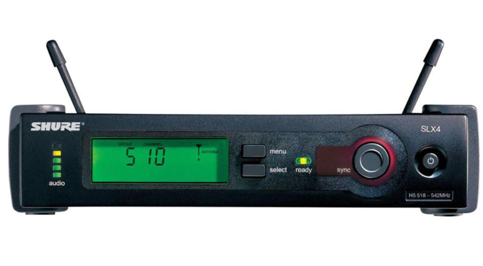 Bộ micro không dây SHURE SLX24A/BETA87A