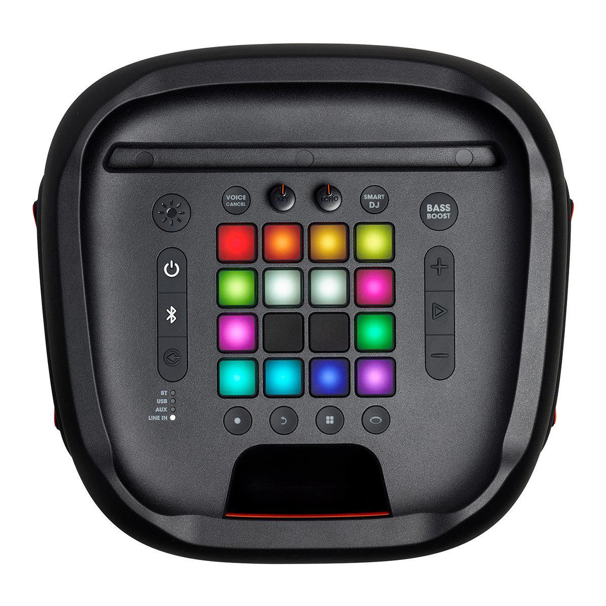 JBL PartyBox 1000 với các phím DJ