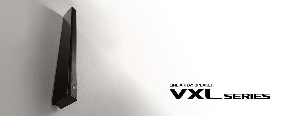 Loa array Yamaha VXL1B 24