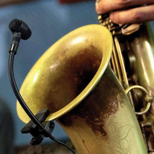 micro cho kèn saxophone, trumpet
