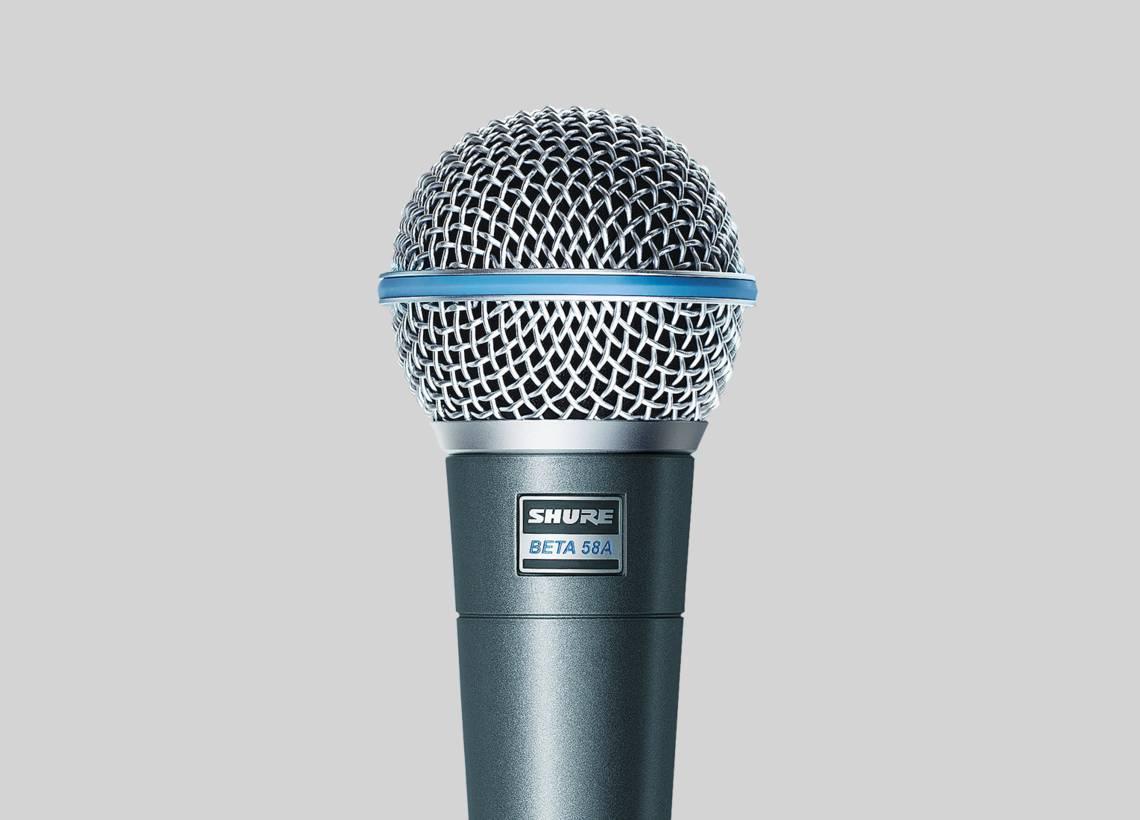 Micro hát karaoke Shure BETA 58A