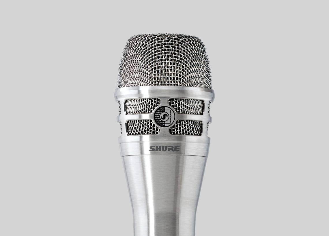 Micro karaoke Shure KSM8