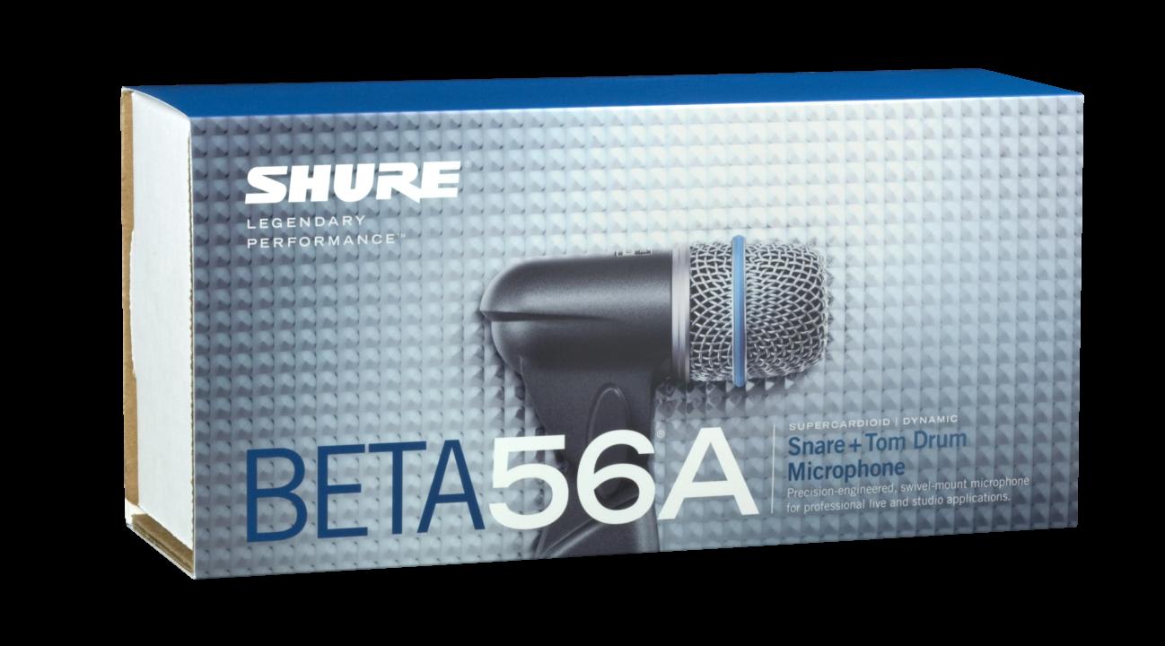 Micro nhạc cụ Shure BETA 56