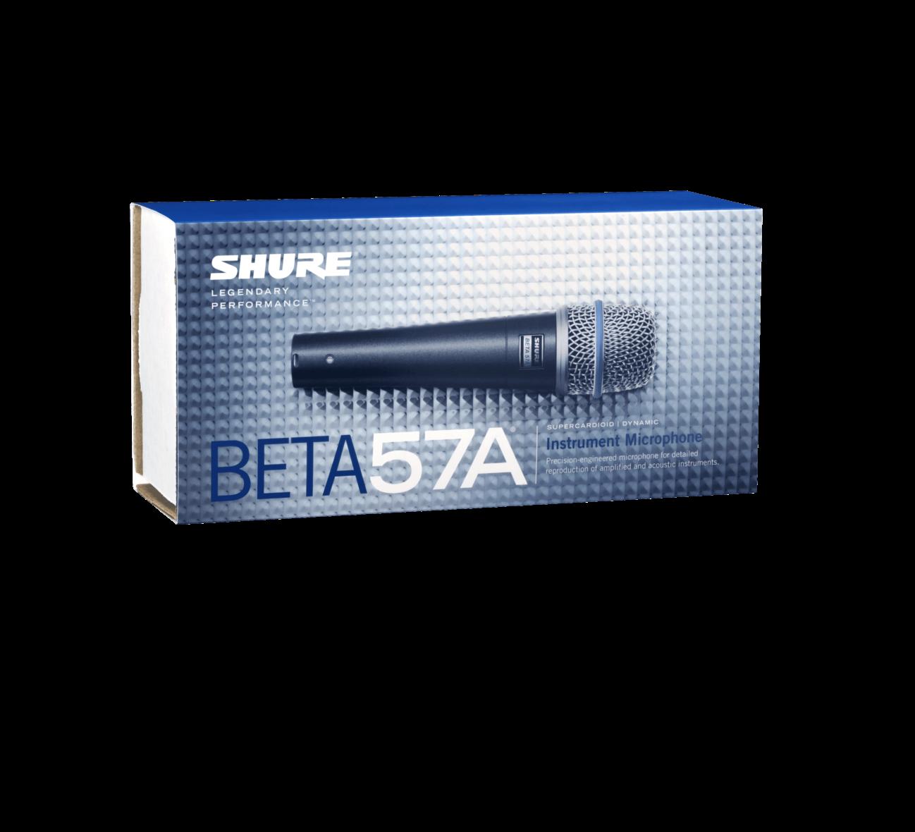 Micro nhạc cụ Shure BETA 57A