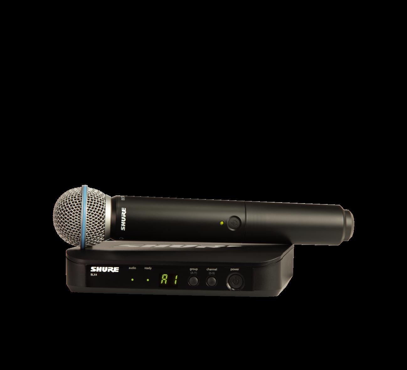 Bộ micro không dây Shure BLX24/B58