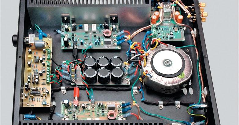 Mạch công suất class D là gì, mạch khuếch đại công suất lớp D