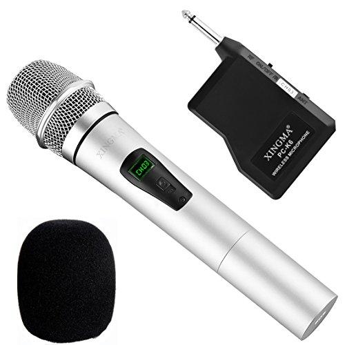 Micro karaoke Xingma PC-K8 co the sac lai