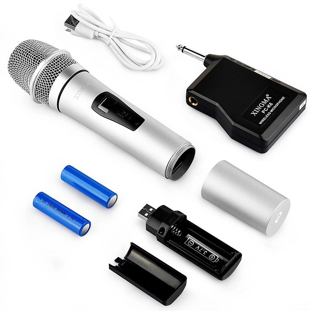 Micro karaoke giá rẻ Xingma PC-K6