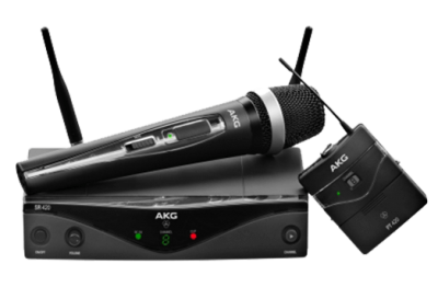 Micro không dây karaoke AKG WMS420