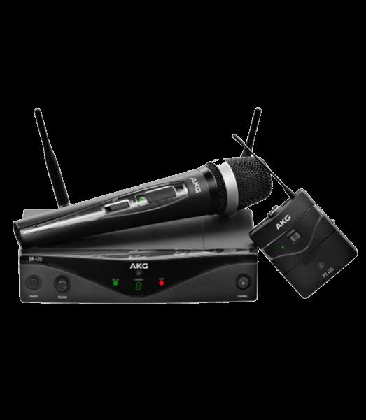Micro không dây AKG WMS420