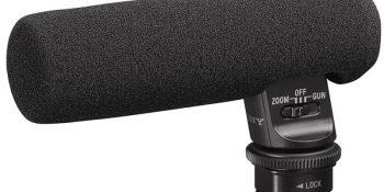 Micro cho máy ảnh Sony Ecm-GZ1M