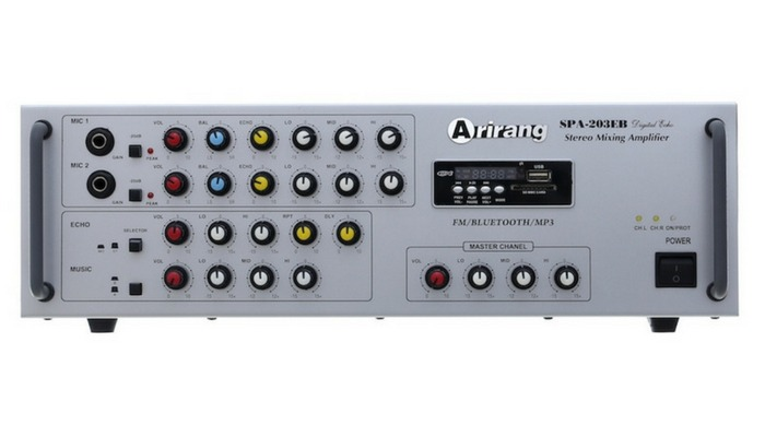 Amply karaoke Bluetooth Arirang SPA-203EB