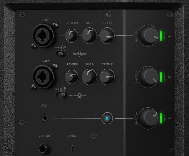 Bảng điều khiển Bose S1 Pro