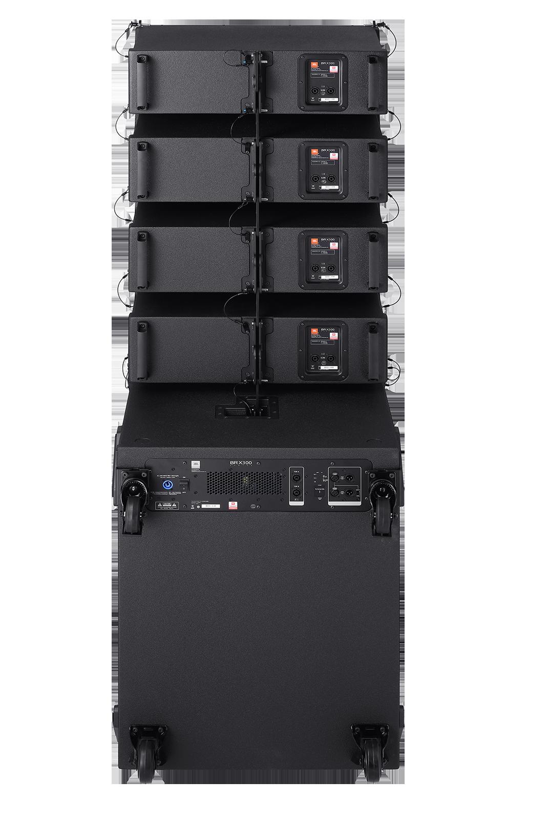 Loa array JBL BRX300