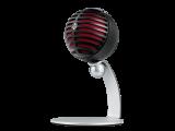 Micro livestream Shure MV5 màu đỏ