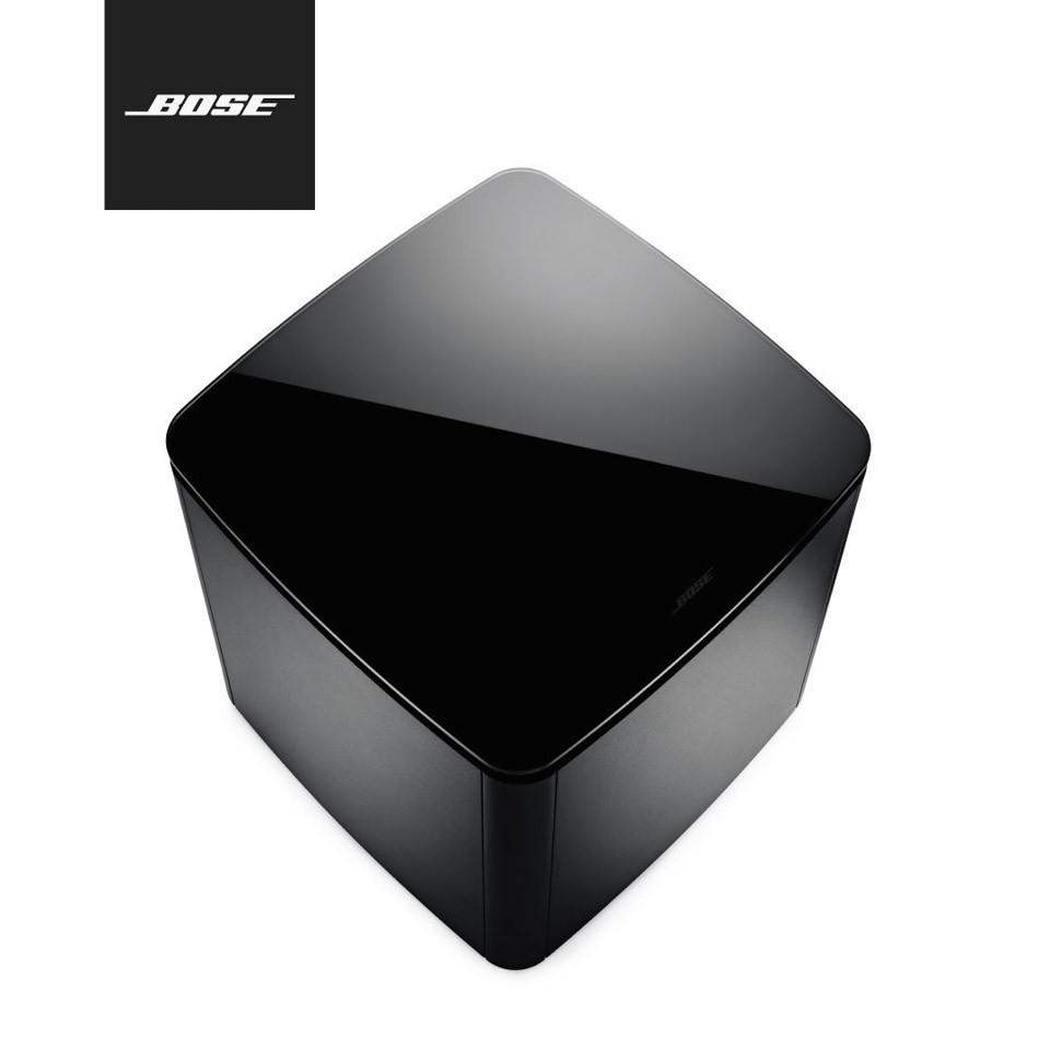 Loa siêu trầm Bose Bass Module 700 với mặt kính sang trọng