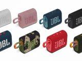 Loa di động JBL Go 3 nhiều màu sắc