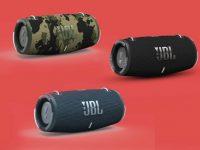 Loa di động JBL Xtreme 3 công suất lớn, bass mạnh mẽ 1