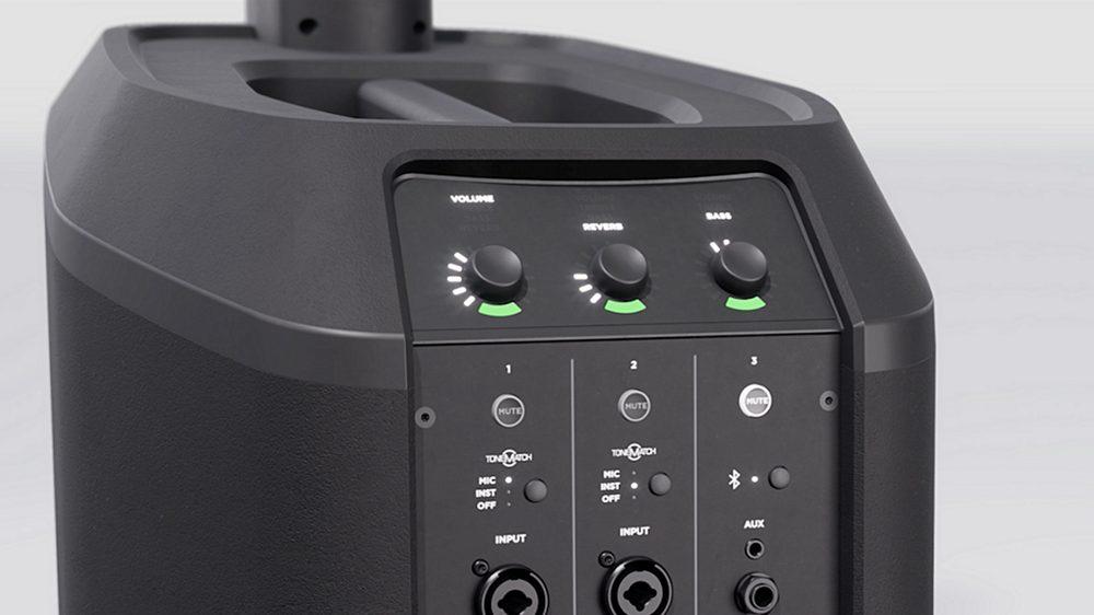 Loa array di dong Bose L1 Pro tích hợp bàn trộn âm thanh mixer kỹ thuật số