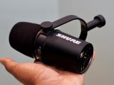 Micro Shure MV7 - Micro thu âm podcast 1