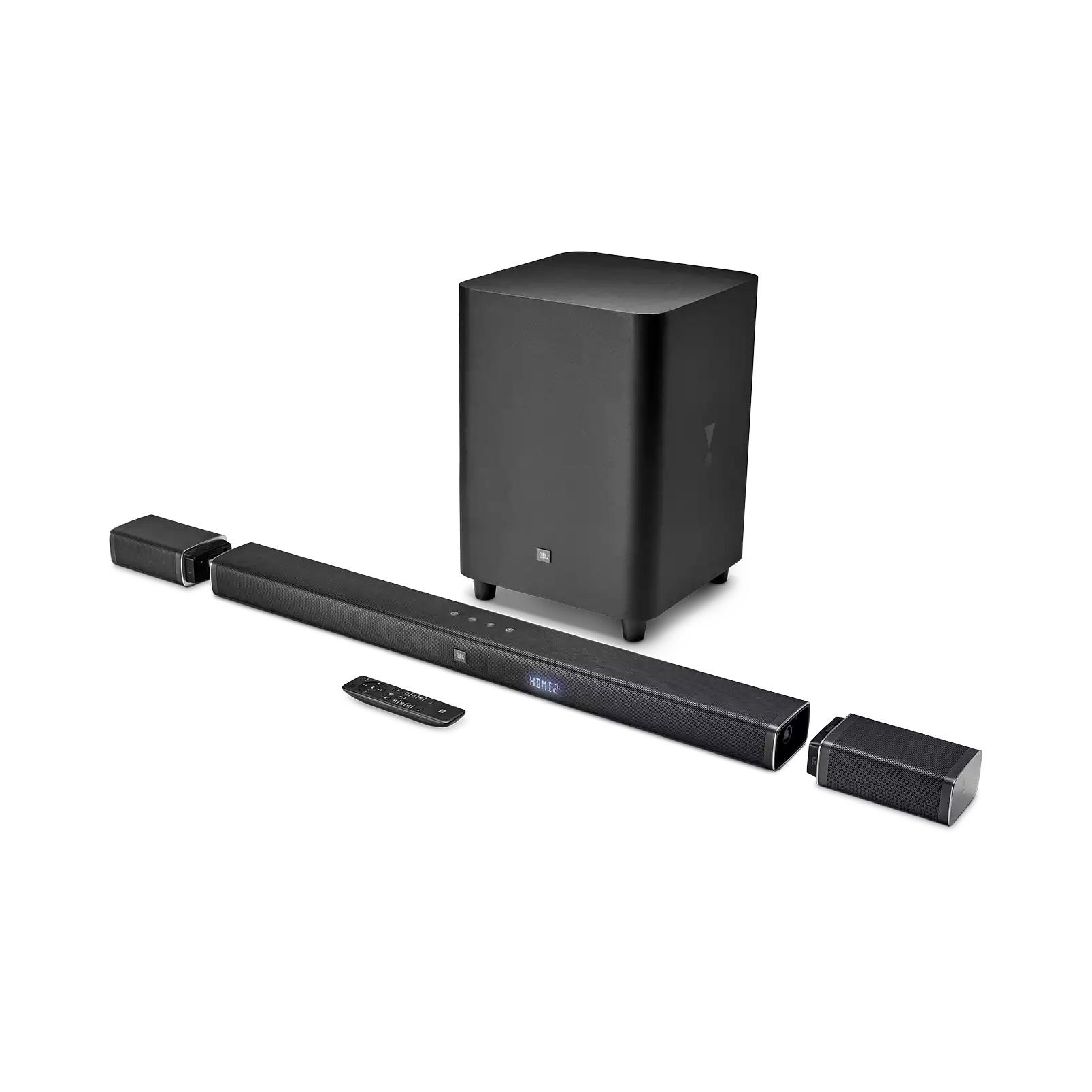 Loa thanh Soundbar JBL Bar 5.1
