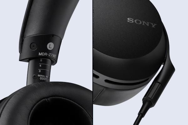 Tai nghe Sony MDR-Z7M2 choàng đầu cao cấp 6