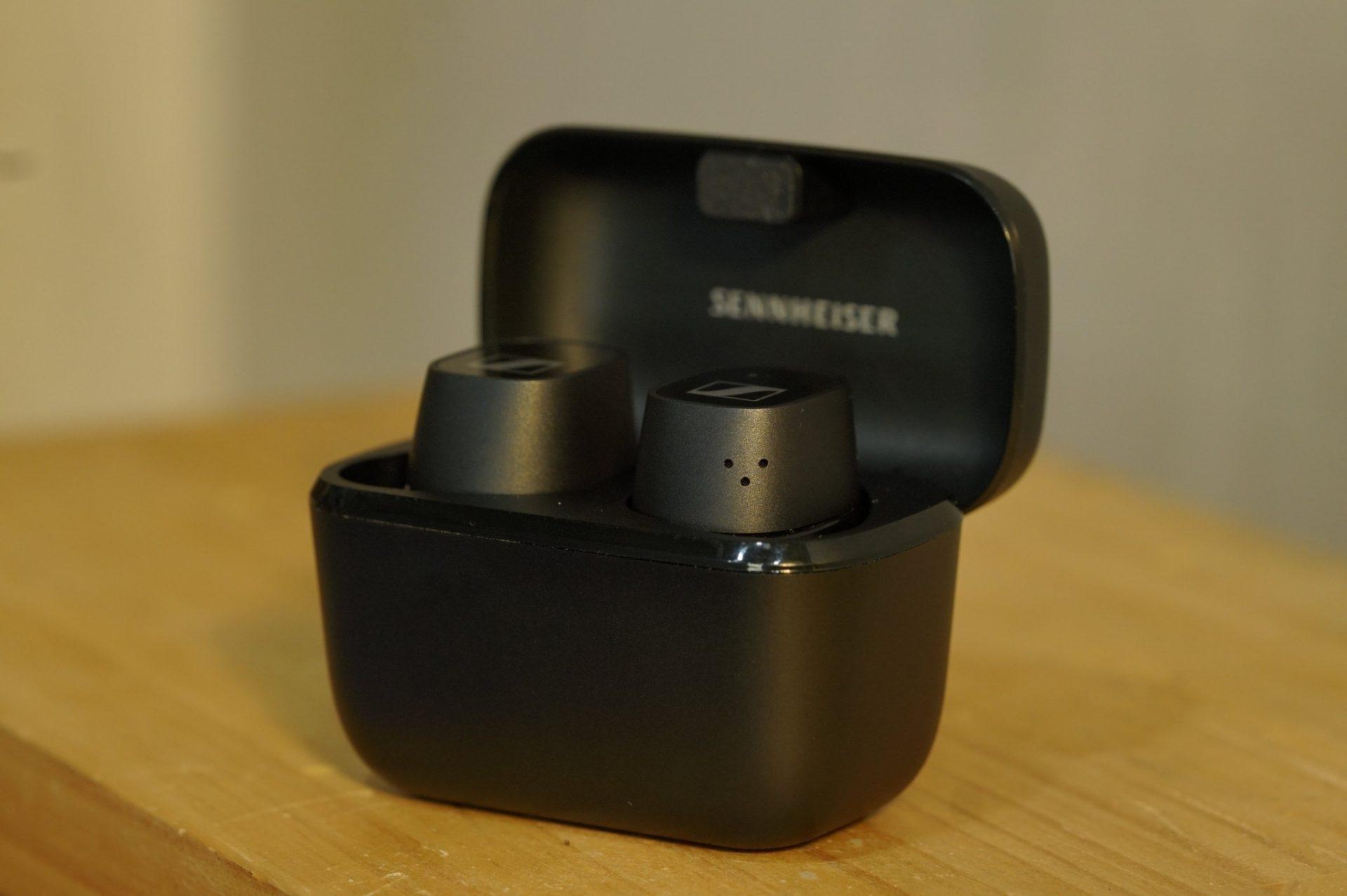 Tai nghe True Wireless Sennheiser CX 400BT chinh hang