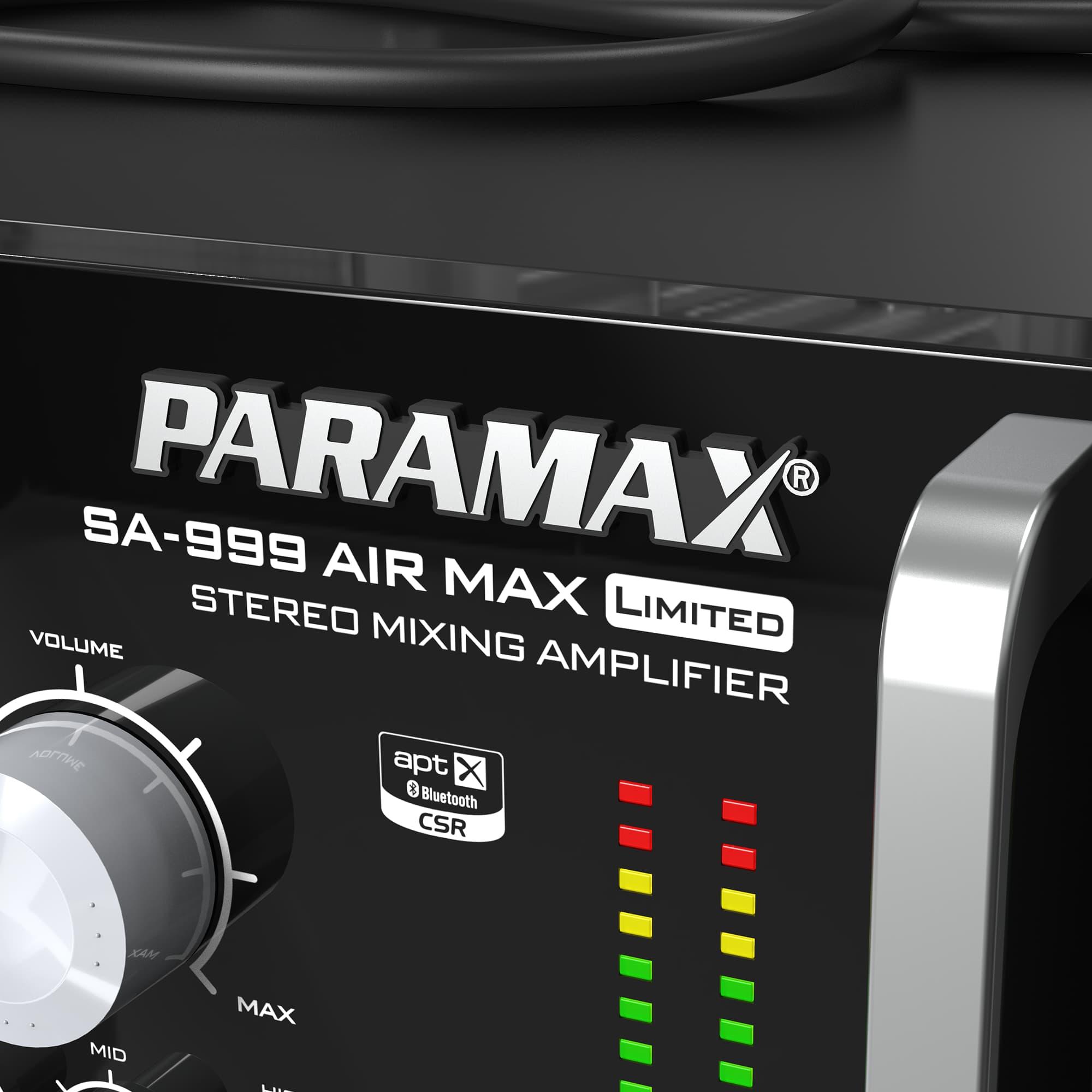 Amply Paramax SA-999 AIR MAX LIMITED