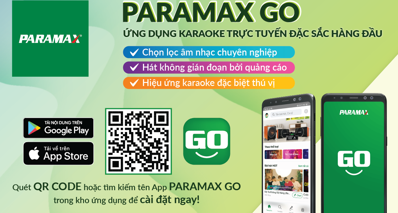 Link tải app Paramax GO