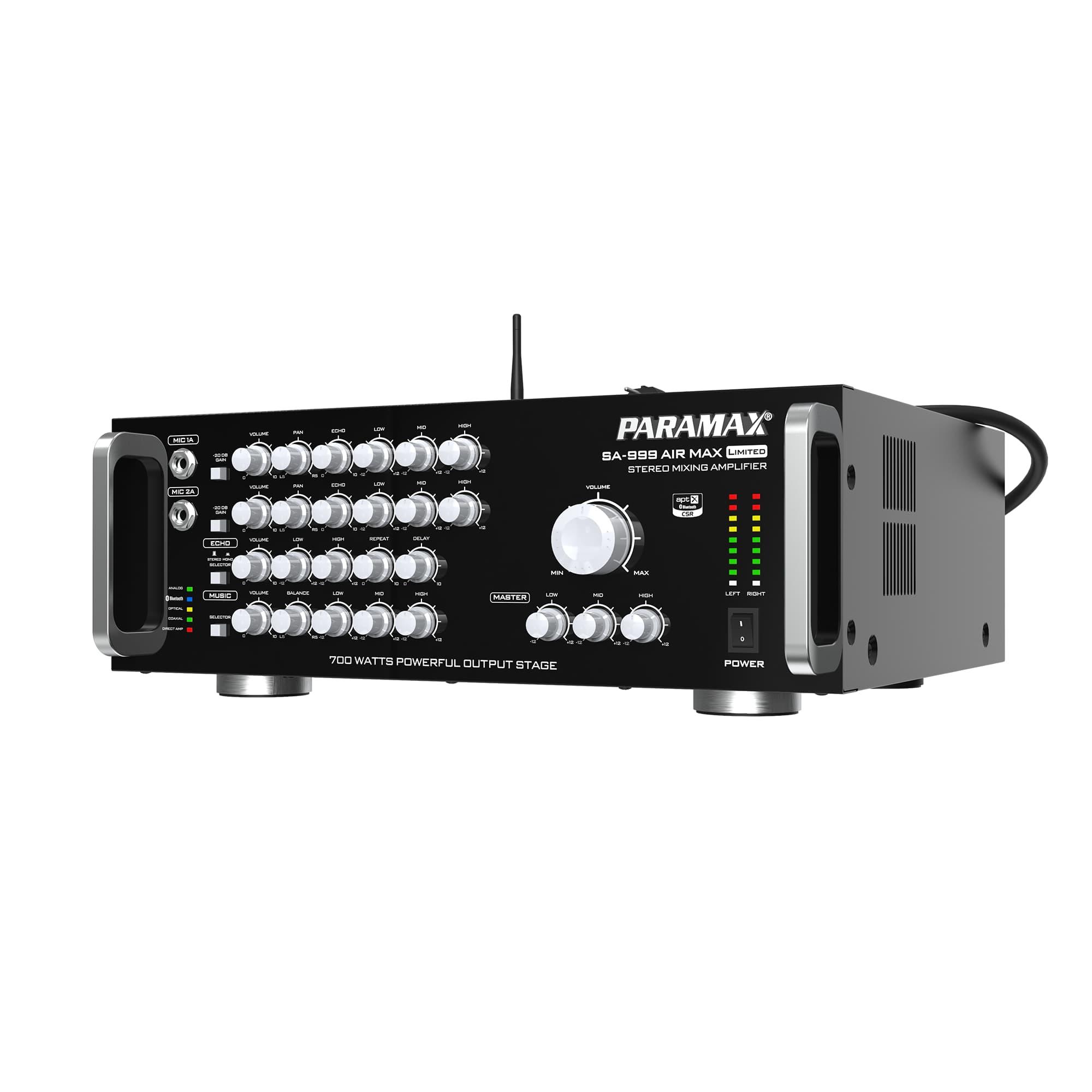 Amply Paramax SA-999 AIR MAX LIMITED chinh hang