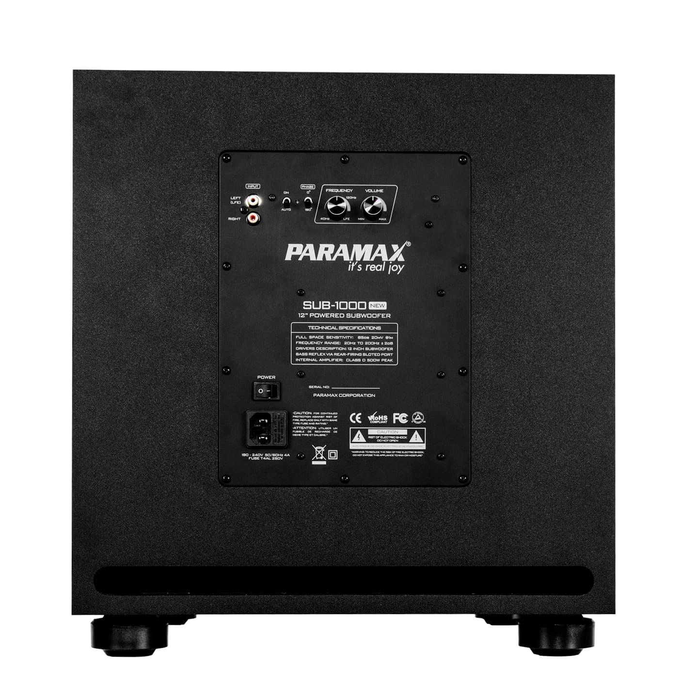 LOA SUB PARAMAX SUB-1000 500W